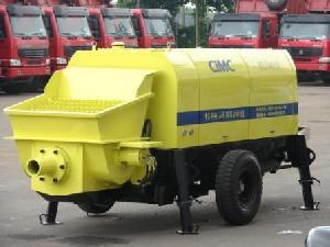hbt concrete pump