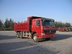 howo dump truck