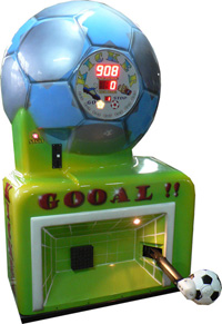 kicker amusement machine soccer football
