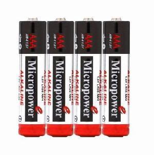 alkaline battery aaa lr03