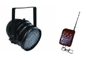 dmx led par 64 parcan rgb remote control
