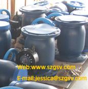 bore ball valve