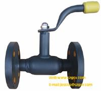 export weld ball valve