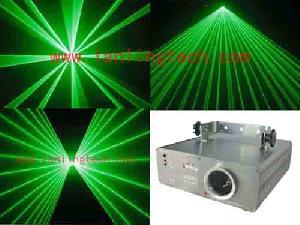 l107g dj lights laer stage light 100 400mw 532nm te cooled green dpss laser