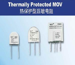 thermally protected movs indication remote