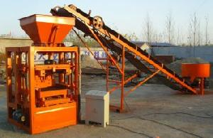 concrete brick machines burning qt4 24