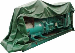 second hand diesel heavy fuel oil genset