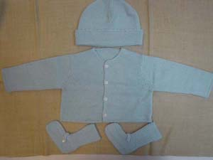 cashmere baby knitwear