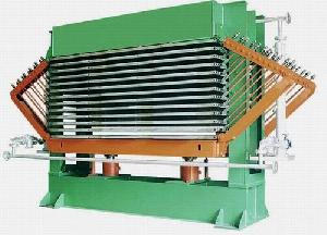 veneer press dryer
