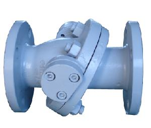 cast steel tilting check valve