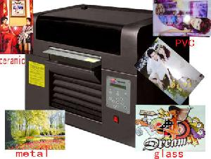 digital flatbed print solvent format printer kdn 083a7 transfer printing machine