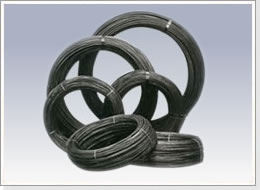 soft annealed iron steel tie wire