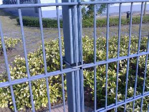 welded wire mesh fence sheet