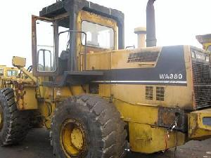 komatsu wheel loader 380 1 conditions