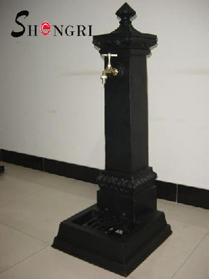 cast iron fountain 80020