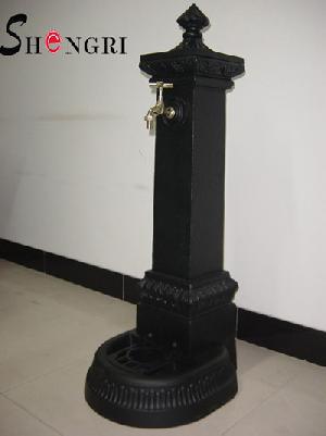 cast iron garden fountain 80030