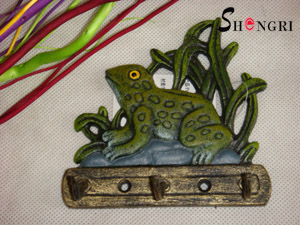 cast iron hook frog srgg 4119