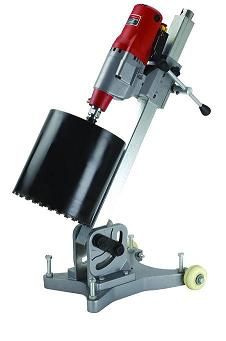 adjustable stand diamond core drill
