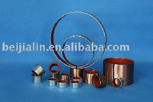 bush brass bearing dp4 bushing bearings bushings sliding oilless