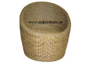 Garden Wickekr Egg Chair