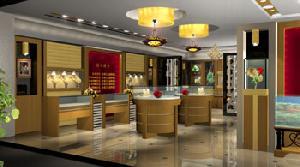 jewellery display showcases
