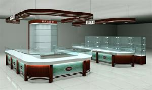 watch display showcases store shop