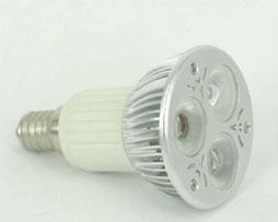 e14 led spotlight 1 3w