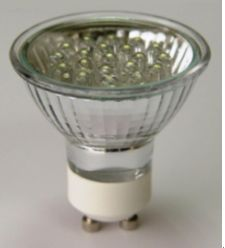 gu10 20led lamp 36led light