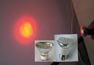 Infrared Led Lamp With Screw Base