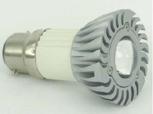 led spotlight 1w 3w b22 base