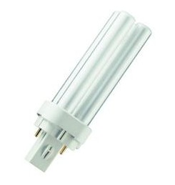 pl c 2 pin tube cluster fluorescent 2pin g24d 1
