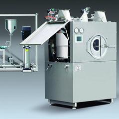 bg b film coating machine