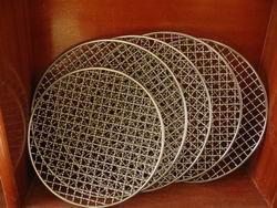 portable bbq grill mesh