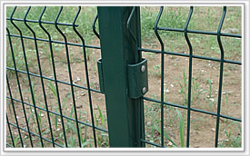 Pvc Welded Fencing