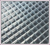 reinforced welded wire mesh panels