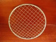 round bbq grill netting