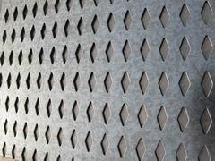 stainless metal sheet diamond pattern
