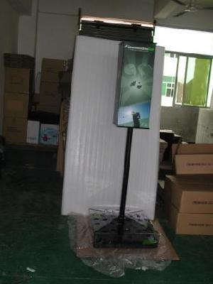 acrylic golf club display