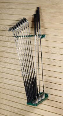 slatwall golf club display
