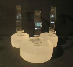 watch display holder acrylic