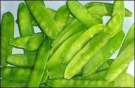 frozen dutch peas