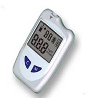 blood glucose monitor characters mm004