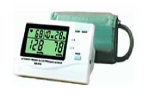 blood pressure monitor arm electronic mm 005