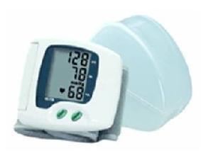 blood pressure monitor wrist electronic