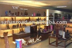manufacture wooden glass store fitting furniture shop