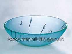 glass bowl sinks sink basins a103