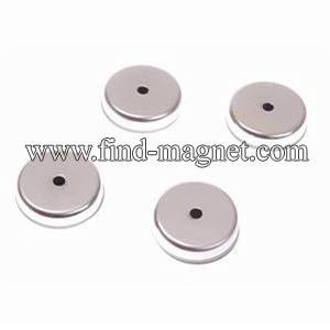 cast alnico pot magnets shallow magnet