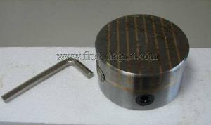 circular magnetic chuck