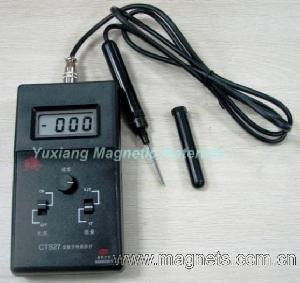 digital tesla meter hand hold