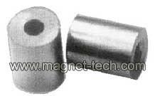 hollow core metal iron powder